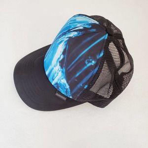 Quicksilver Tie Dye Mesh Women's Trucker Hat